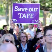 Save our TAFE