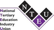NTEU logo