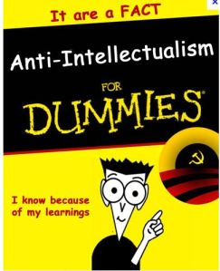 anti intellectualism3