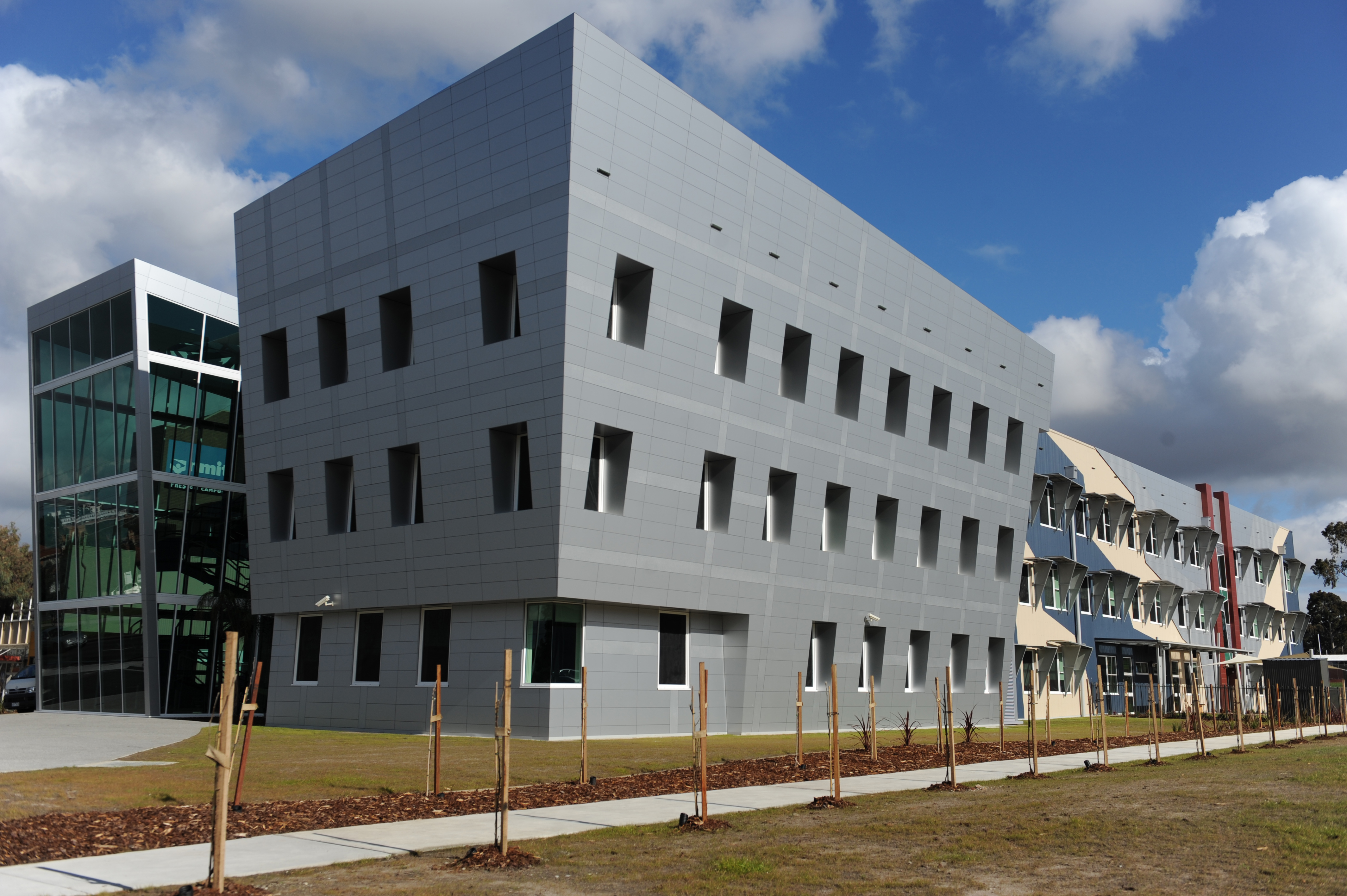 NMIT opens flash new building – The Scan
