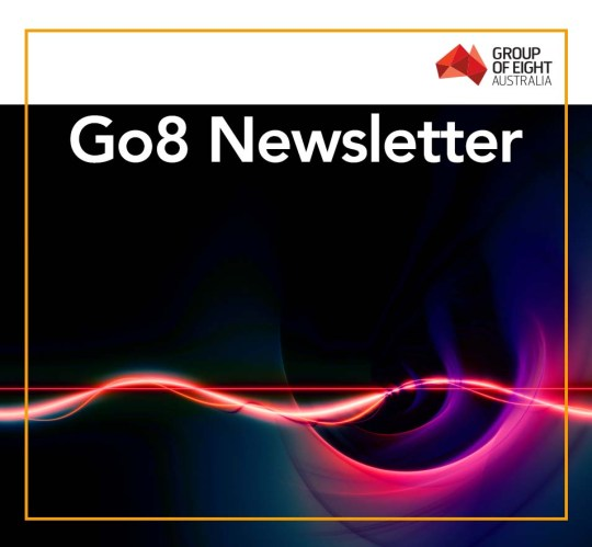 Go8 newsletter
