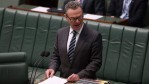 Education minister Christopher Pyne introduces reform bill