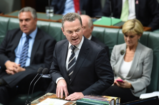 In the wake of a Senate committee report, Christopher Pyne faces an uphill battle to get his higher education legislation through. AAP