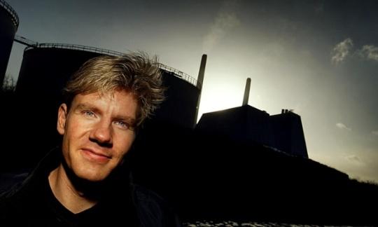 Danish climate contrarian Bjørn Lomborg. Photograph: Soeren Bidstrup/EPA