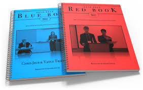 Red book blue book