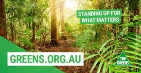 Greens election